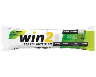 WIN2 Energy Bar Amandel