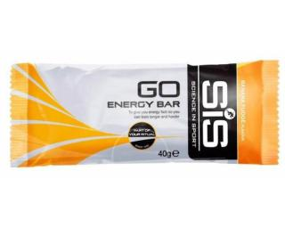 SiS Go Energy Bar Banana Fudge