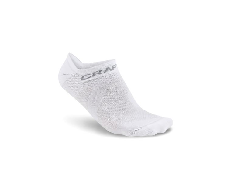 Craft Cool Shaftless Socks White