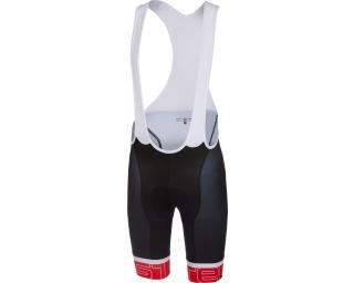 Castelli Volo Bib Short Red