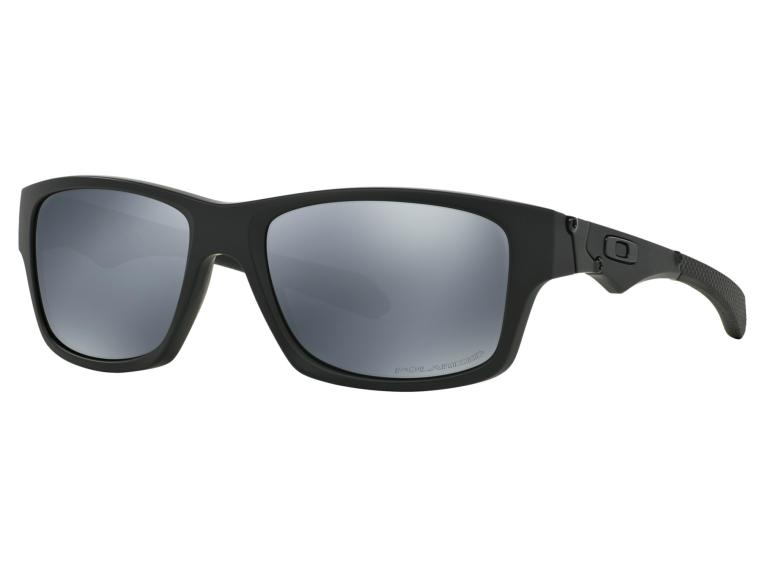 Oakley Jupiter Squared Polarized Sunglasses Matte Black