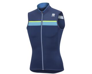 Sportful Pista Sleeveless Jersey Blue