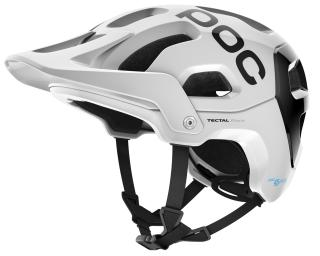 POC Tectal Race SPIN MTB Helm Wit