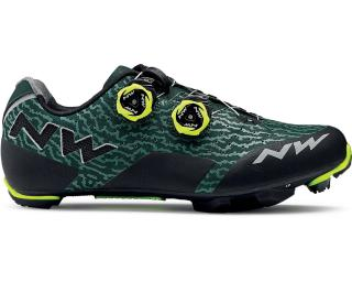 Northwave Rebel MTB Shoes Green