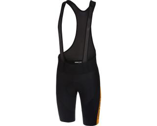 Castelli Velocissimo IV Bib Short Orange
