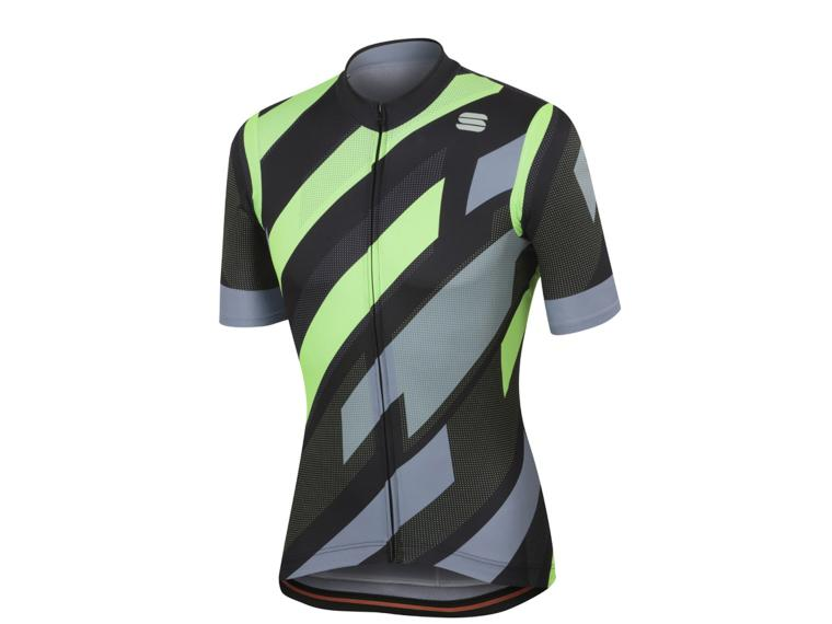 Sportful Volt Jersey Black