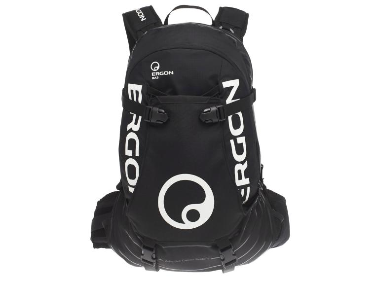 Ergon BA3 Backpack Yes, not included
