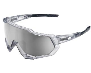 100% Speedtrap Cycling Glasses Grey