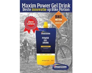 Maxim Power Gel Drink 7+3 Gratis