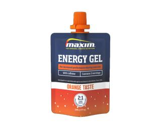 Maxim Energy Gel Sinaasappel