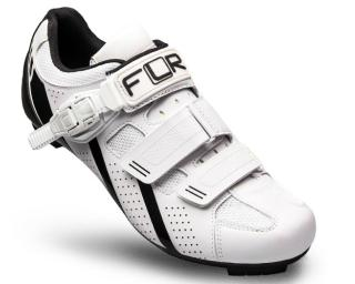FLR F-15 III Road Shoes White