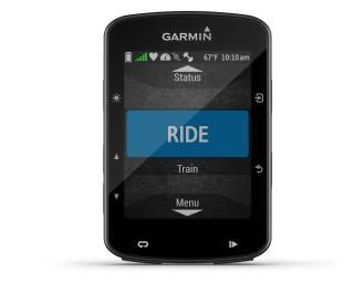 Garmin Edge 520 Plus MTB Bundle Fahrradcomputer