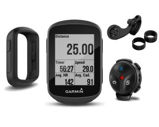 Garmin Edge 130 MTB Cycle Computer Bundle