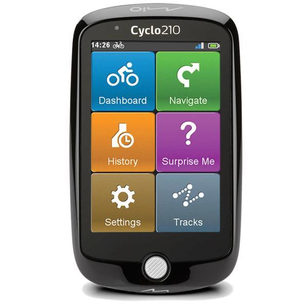 Mio Cyclo 210 Cykelcomputer | Cycle computers