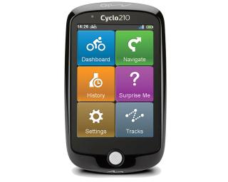 Mio Cyclo 210 Cykelcomputer