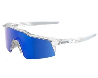 100% Speedcraft SL Cycling Glasses Grey