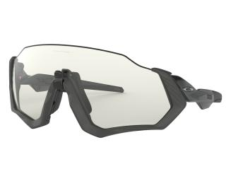 Oakley Flight Jacket Photochromic Fahrradbrille