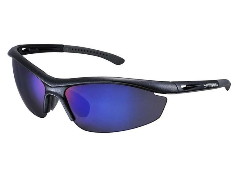 Shimano S20R Cycling Glasses Blue