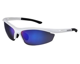 Shimano S20R Cycling Glasses Blue / White