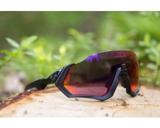 Oakley Flight Jacket Prizm Road Fahrradbrille
