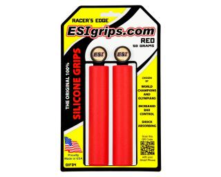 ESIgrips Racers Edge Grips Red