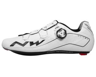 Northwave Flash Road Shoes White
