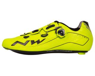 Northwave Flash Road Shoes Yellow