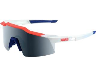 100% Speedcraft SL Cycling Glasses White
