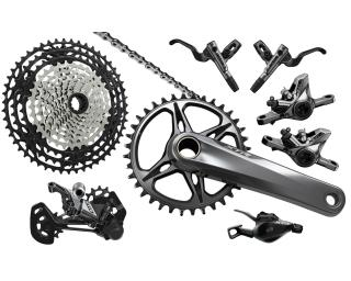 Shimano XTR M9100 12 Speed Groupset