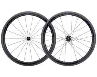 Zipp 303 Firecrest Carbon Clincher 2019 Road Bike Wheels Set / Black