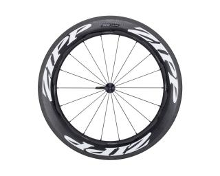 Zipp 808 Firecrest Carbon Clincher 2019 Road Bike Wheels Front Wheel / White