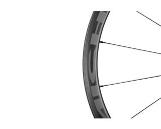 Miche SWR RC36 TLR Road Bike Wheels