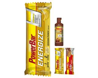 PowerBar Cyclo pack +/- 40 kilometre / +/- 70 kilometre / 2 to 3 hours