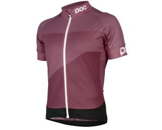 POC Fondo Gradient Light Jersey Red