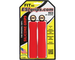 ESIgrips Fit XC Red