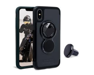 Rokform Crystal Case iPhone X Zwart