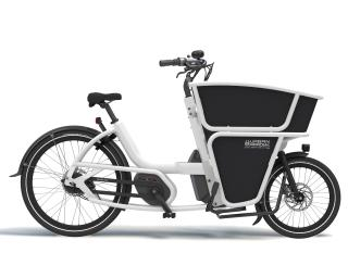 Urban Arrow Shorty Performance Disc Bakfiets