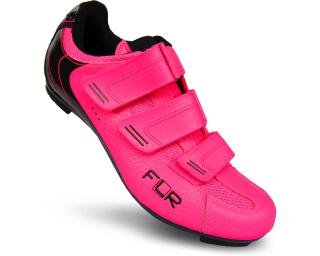 FLR F-35 III Road Shoes Pink