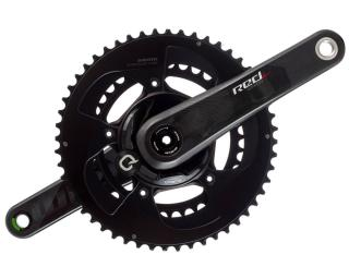 Quarq Sram Red DZERO Powermeter 50 / 34 / 52 / 36 / 53 / 39