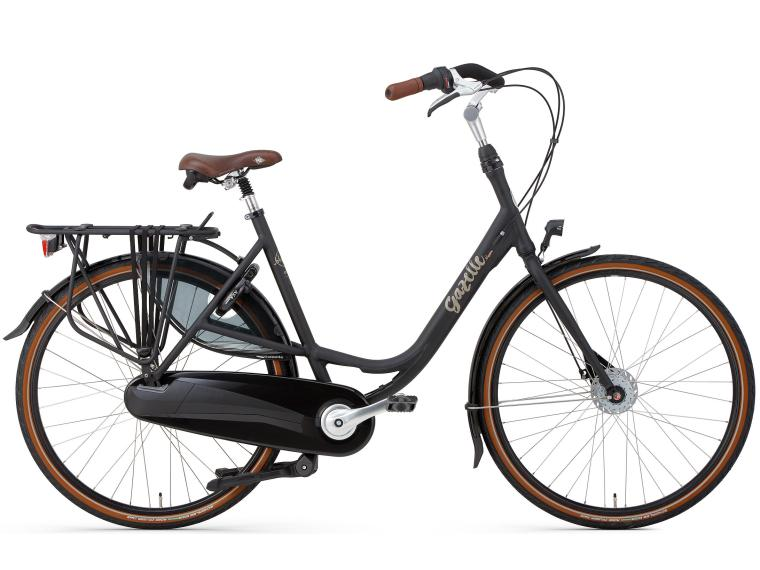 Gazelle Bloom Moederfiets Black / Brown