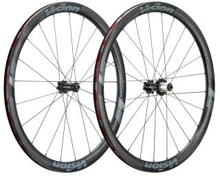 Vision Metron 40 Carbon Disc Road Bike Wheels
