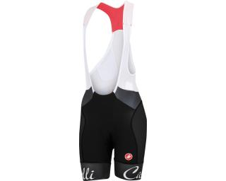 Castelli Free Aero W Bib Short  Brown