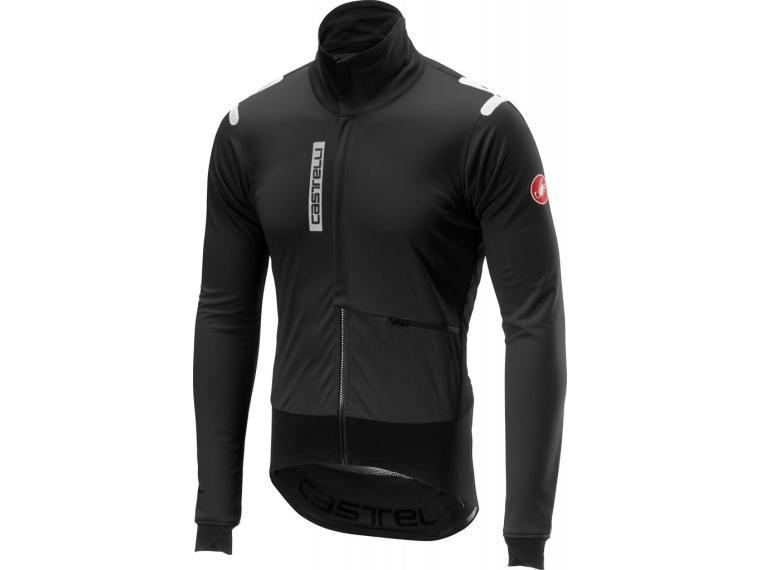 Castelli Alpha Ros Windbreaker Black