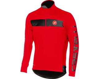 Castelli Raddoppia Jacket Red
