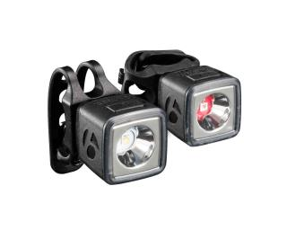Bontrager Ion 100 R / Flare R City Light Set