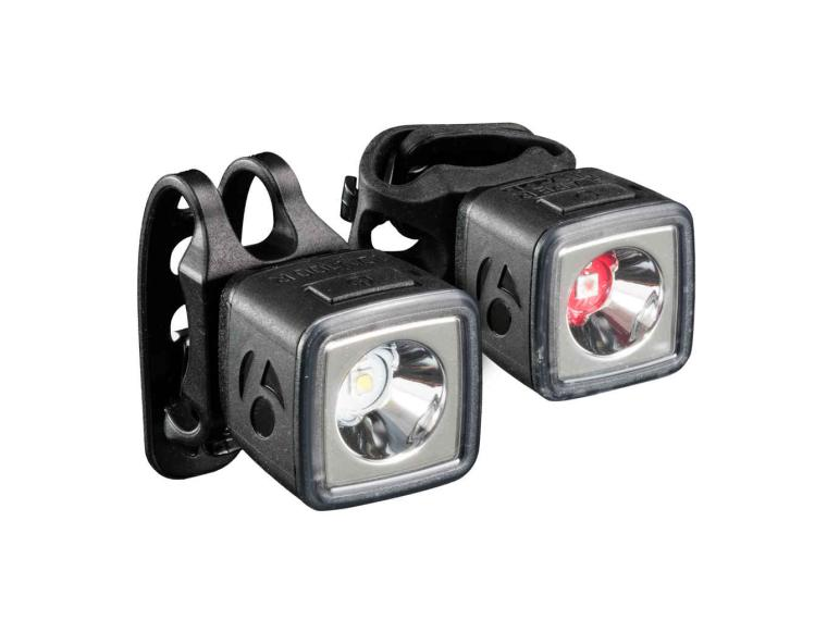 Set di Luci Bontrager Ion 100 R / Flare R City