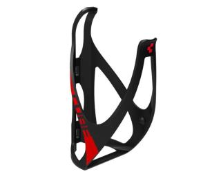 Cube HPP Glossy & Matt Bottle Cage Red