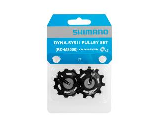 Shimano XT M8000 & M8050 Di2 Jockey Wheels