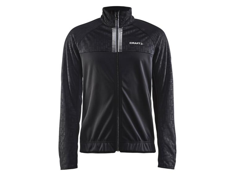 Craft Rime Jacket Black