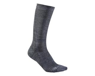Craft Warm Mid Socken Grau
